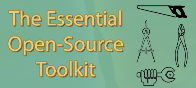 The Essential Open-Source Toolkit